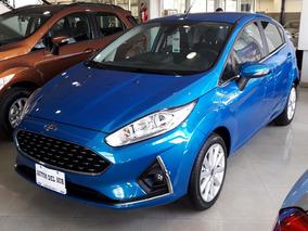 Ford Fiesta Titanium Automatico 2018 0 Km Nuevo