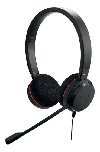 Audífonos Jabra Evolve 20 MS Stereo black