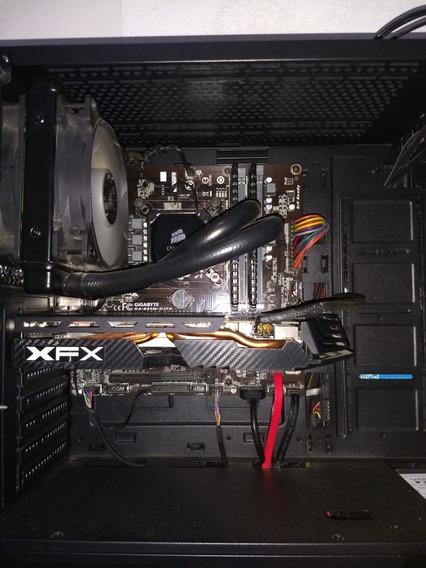 Kit Intel Core I7 4790 + Water Cooler + Fonte 430 W