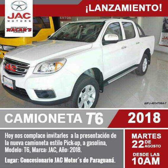 Jac Motors T6 2018