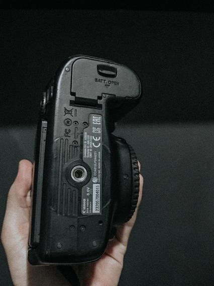 Canon 70d + 3 Baterias