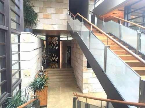 Casa En Venta Con Elevador En Residencial La Punta En Bosques De Las Lomas, Bosques De Las Lomas, Cuajimalpa, Cdmx