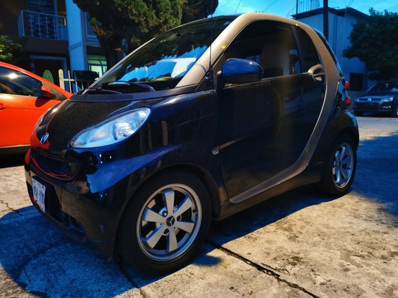 Smart Fortwo 2009 1.0 Coupe Pulse 72 Hp Aa Mt