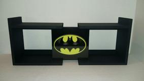 Prateleira Personalizada Para Jogos: Batman