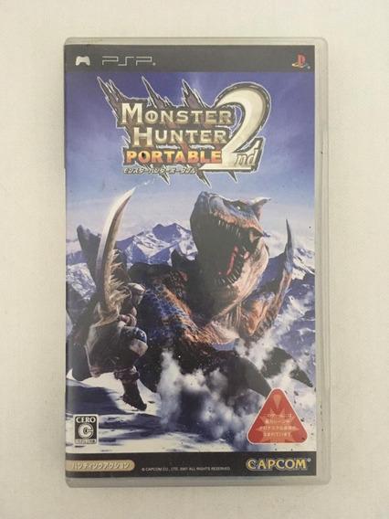 Monster Hunter Portable 2 - Psp
