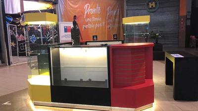 Módulo Isla Para Mall