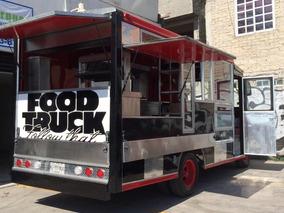 Food Truck Chevrolet Vanette 1992