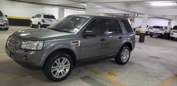 Vendo Freelander 2 Hse 3.2 Gasolina 2008 Não Blindada