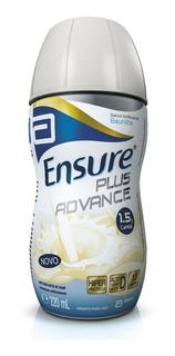 Suplemento Nutricional Ensure Plus Advance Baunilha 220ml