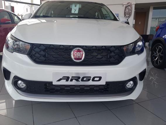 Fiiat Argo 1.8 At6 Automatico