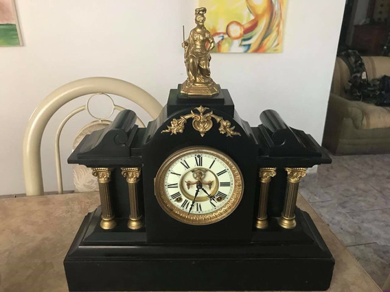 Reloj Ansonia Mantel Antiguo