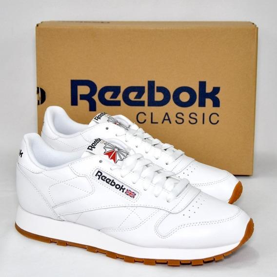 Reebok Tenis Classic Leather 100% Originales