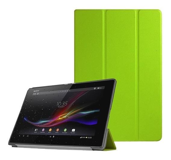 Capa Protetora Para Tablet Xperia Z4 Verde