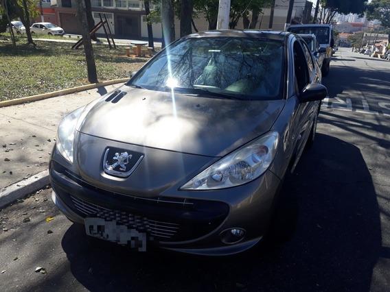 Peugeot 207 Passion 1.6 16v Xs Flex Aut. 4p 2011