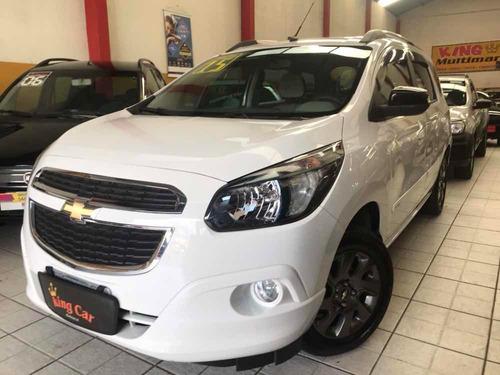 Chevrolet Spin 1.8 Ltz 7lug Aut. 5p 2015 Kingcar Multimarcas