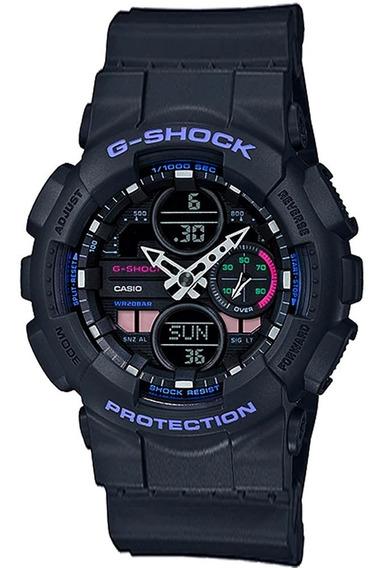 Relógio G-shock Original Gma-s140-8adr Nfe Garantia