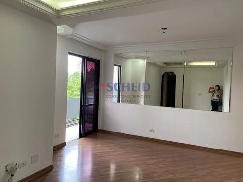 Ótimo Apartamento Com 3 Dormitórios Próximo Á Avenida Interlagos!!!!!! - Mr73895