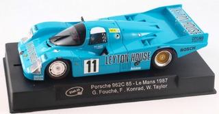 Slot.it 1/32 - Porsche 962c Leyton House Lemans