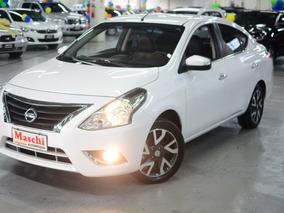 Nissan Versa Versa 1.6 16v Flex Sl 4p Xtronic