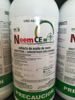 Insecticida Extracto De Neem