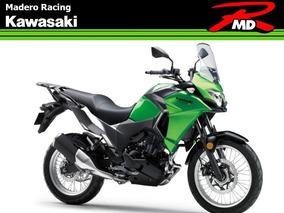 Kawasaki Versys 300 Abs Ya En Puerto Madero !!