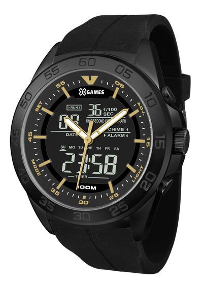 Relógio X Games Masculino Xmnpa001 Pxpx Preto - Refinado