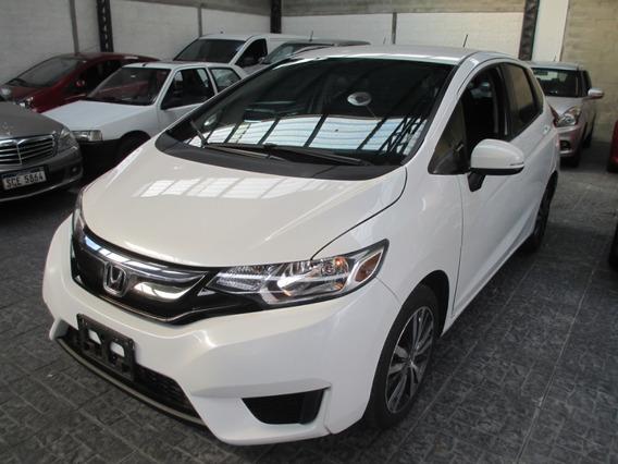 Honda Fit Automatico 2015 Permuto Y/o Financio