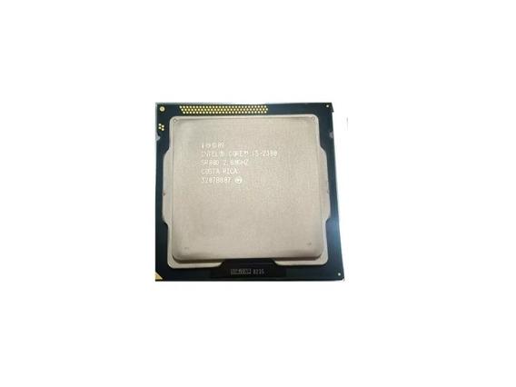 Processador Intel Core I5 2300 Socket 1155 + Pasta Térmica
