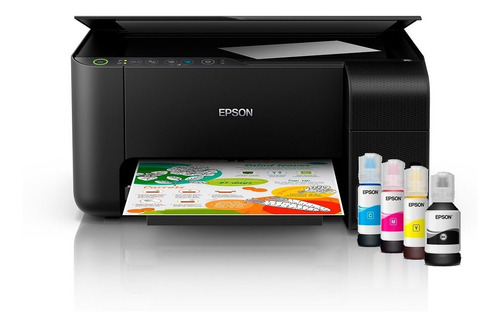 Impresora Epson L3150 Multifuncional Tinta Continua Wifi Usb