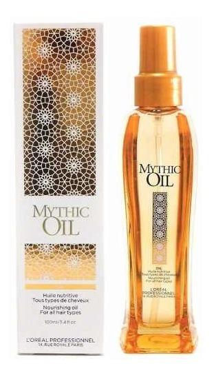 Loreal Mythic Oil Huile Nutritive Serum Aceite Pelo Cabello
