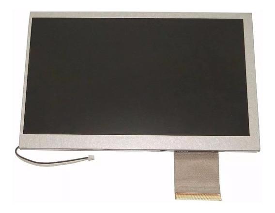Display Tela Lcd Netbook Modelo Tela: Hsd070idw1 Rev: 0