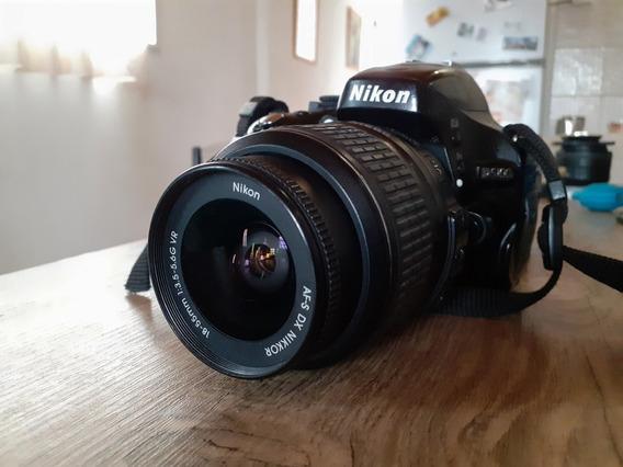Nikon D5100 Usada