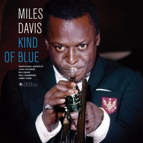 Lp Miles Davis Kind Of Blue 180g Gatefold Lacrado Imported