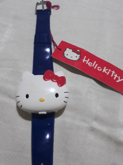Relógio Hello Kitty Original Sanrio