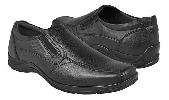 Zapatos De Vestir Para Caballero Flexi 97902 Negro