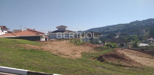 Terreno À Venda, Condomínio Recanto Dos Paturis - Vinhedo/sp - 3277