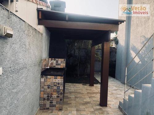 Imagem 1 de 11 de Sobrado Com 2 Dormitórios À Venda, 70 M² Por R$ 250.000,00 - Jardim Bopiranga - Itanhaém/sp - So0176