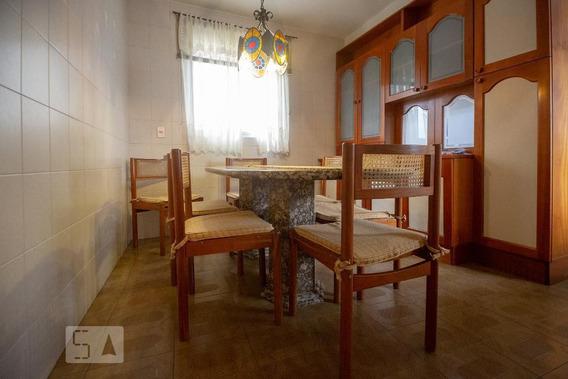 Apartamento No 4º Andar Com 4 Dormitórios E 2 Garagens - Id: 892962488 - 262488