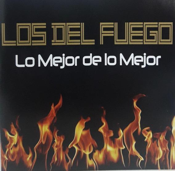 Cd Los Del Fuego Lo Mejor De Lo Mejor