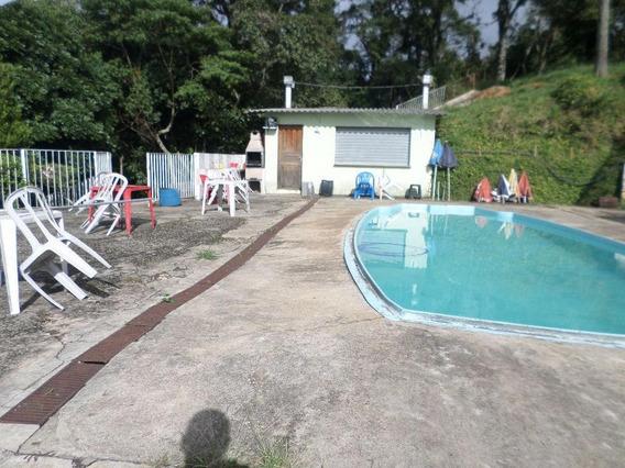 Chácara Com 2 Dormitórios À Venda, 24000 M² Por R$ 1.600.000 - Santa Inês - Caieiras/sp - Ch0007