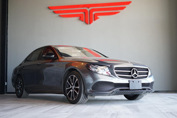 Mercedes Benz E200 Avantgarde 2017 Blindado