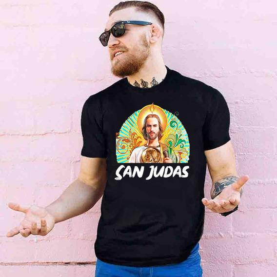 Playeras San Judas Impresas En Dtg