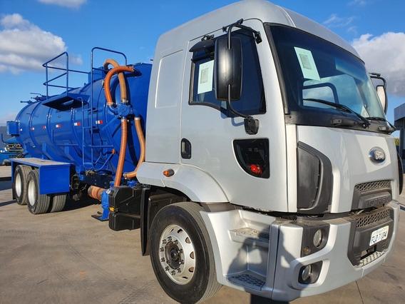 Ford Cargo 2429 Truck Limpa Fossa 20 Mil Litros