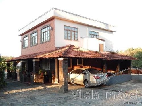 Imagem 1 de 15 de Casa Térrea Para Venda, 7 Dormitório(s) - 310