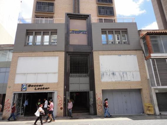 Oficina En Alquiler En Sabana Grande - Gina Briceño 19-17504