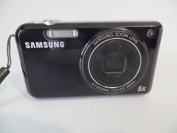 Camera Digital Samsung Powershot Pl-120 Ótimo Estado Brindes