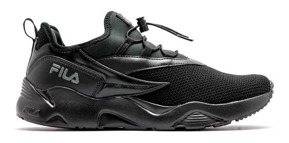 Zapatilla Fila Running Mujer Footwear V Track Negro