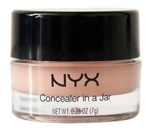 Nyx - Concealer In A Jar - Corretivo - Glow Cj06