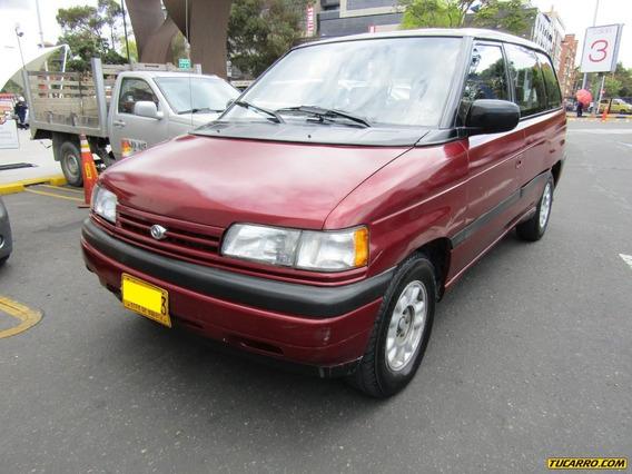 Mazda Mpv 2.6