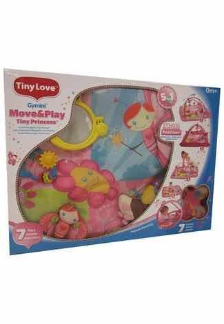 Tapete De Atividades Gymini Move&play Princess Da Tinylove
